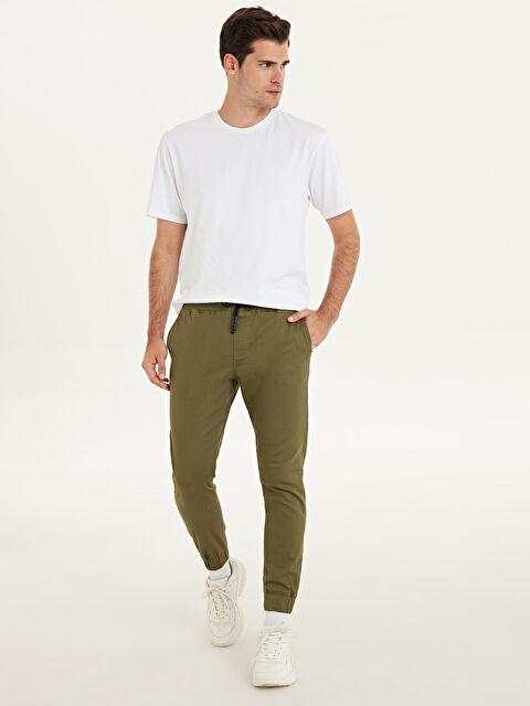 Slim Fit Bilek Boy Jogger Pantolon - LC WAIKIKI