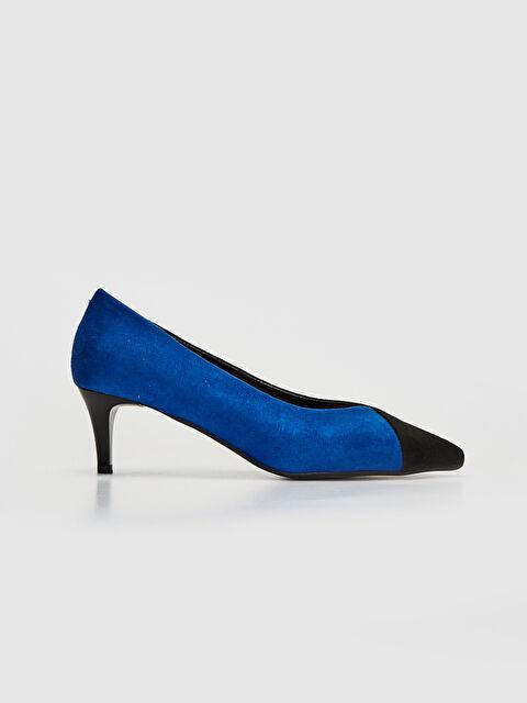 Kadın Süet Topuklu Ayakkabı - LC WAIKIKI