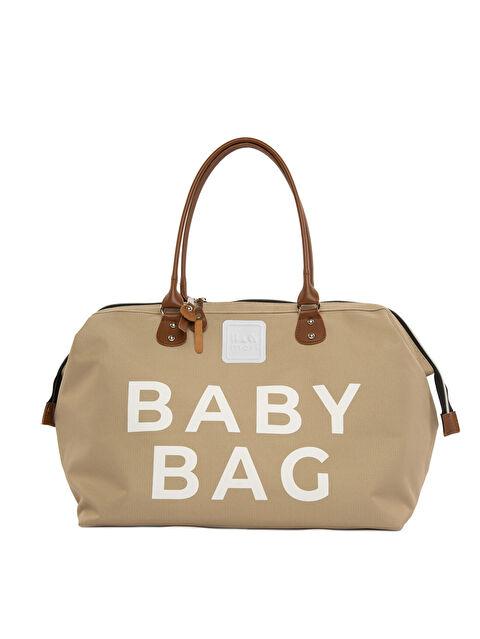 Bagmori Vizon Kadın Anne Bebek Çantası  - Markalar