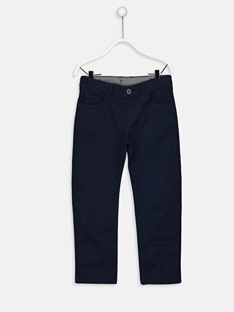 Erkek Çocuk Gabardin Pantolon - LC WAIKIKI