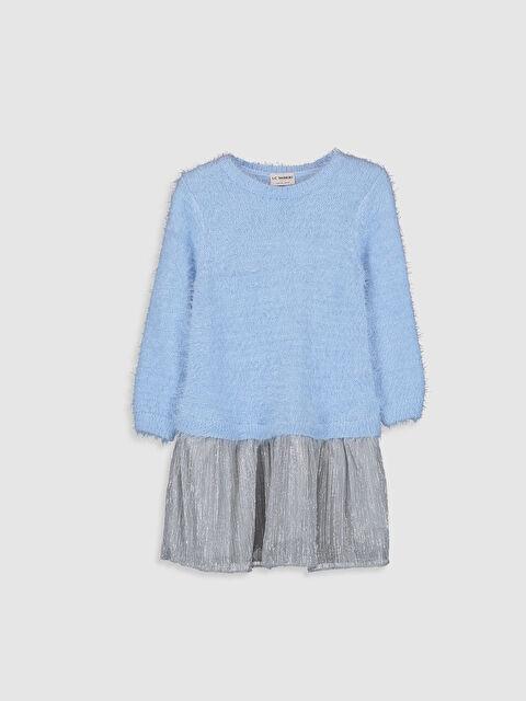 Kız Çocuk Triko Elbise - LC WAIKIKI