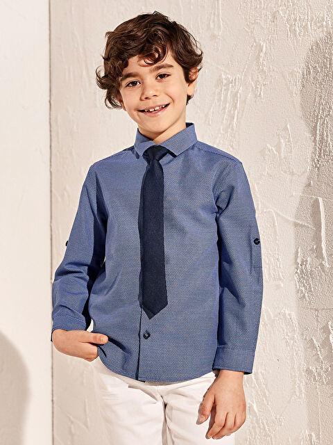 Erkek Çocuk Gömlek ve Kravat - LC WAIKIKI
