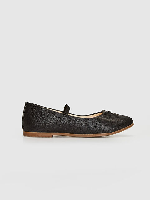 23 Nisan Kız Çocuk 25-30 Numara Babet Ayakkabı - LC WAIKIKI