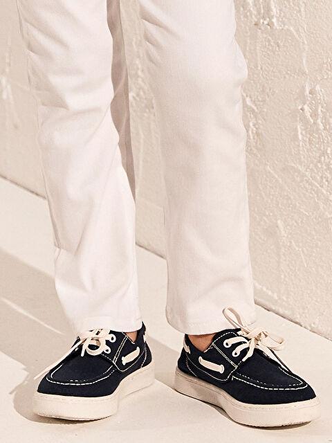 Erkek Çocuk 31-38 Numara Bağcıklı Ayakkabı - LC WAIKIKI