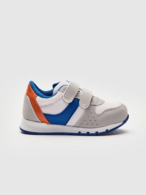 Erkek Bebek Cırt Cırtlı Günlük Spor Ayakkabı - LC WAIKIKI