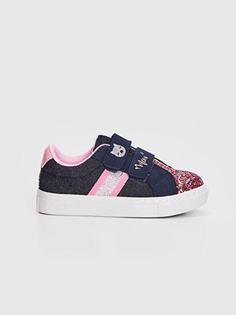 Kız Bebek Pul Payetli Günlük Spor Ayakkabı - LC WAIKIKI