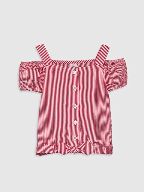 Kız Bebek Pamuklu Bluz - LC WAIKIKI