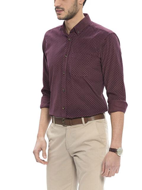 Normal Uzun Kollu Gömlek - LC WAIKIKI