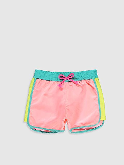 Kız Çocuk Deniz Şortu - LC WAIKIKI
