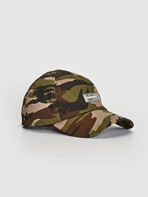 Kamuflaj Baskılı Şapka - LC WAIKIKI
