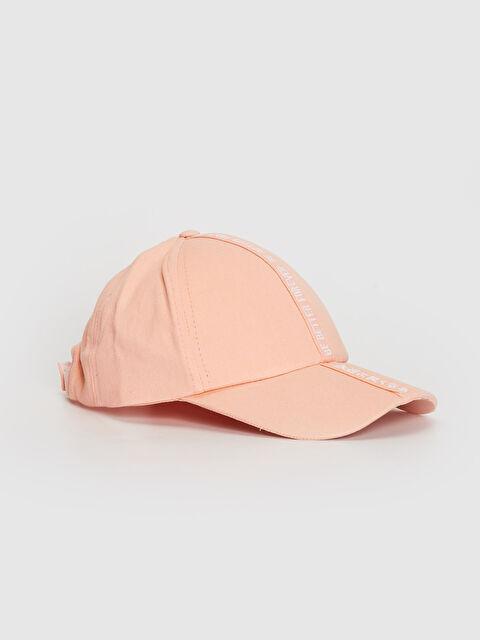 Slogan Detaylı Şapka - LC WAIKIKI