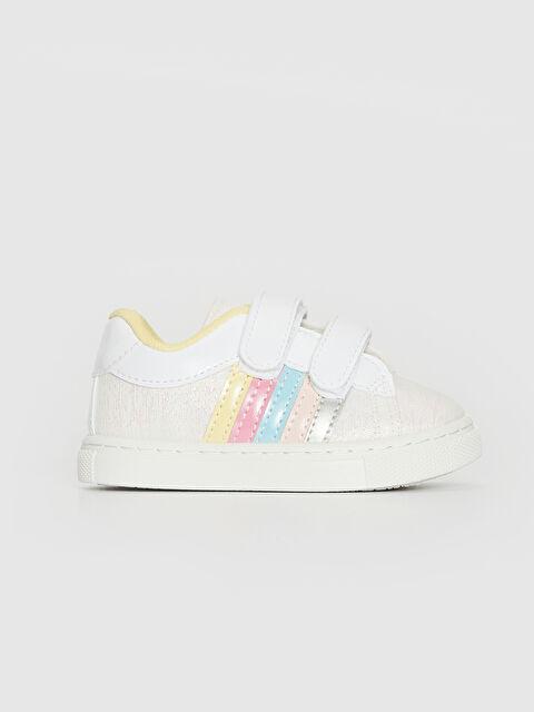 Kız Bebek Cırt Cırtlı Sneaker Ayakkabı - LC WAIKIKI