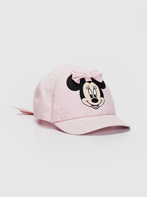 Kız Bebek Minnie Mouse Baskılı Şapka - LC WAIKIKI