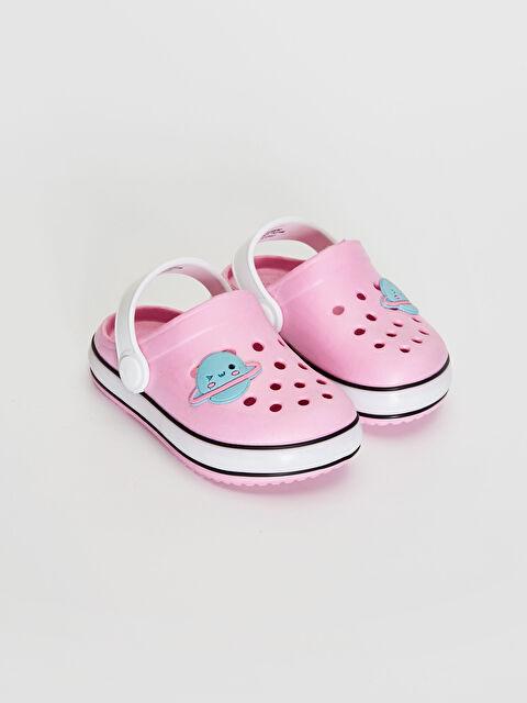 Kız Bebek Işıklı Sandalet - LC WAIKIKI