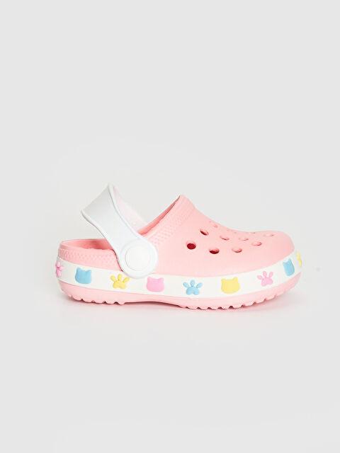 Kız Bebek Sandalet - LC WAIKIKI