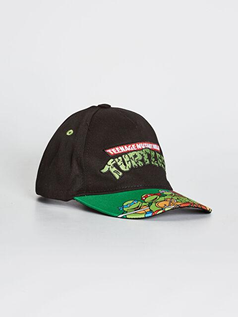 Erkek Çocuk Ninja Kaplumbağalar Lisanslı Şapka - LC WAIKIKI