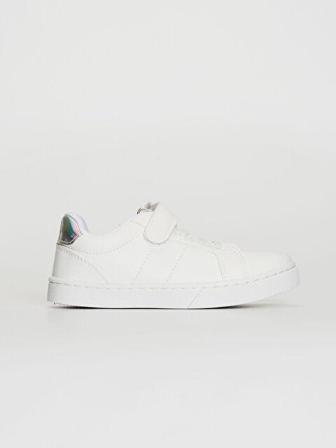 Kız Çocuk Cırt Cırtlı Sneaker - LC WAIKIKI