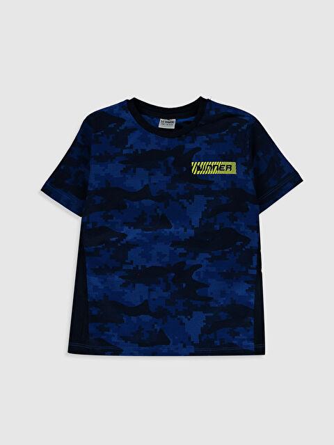 Erkek Çocuk Baskılı Tişört - LC WAIKIKI