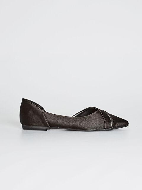 Kadın Sivri Burun Babet Ayakkabı - LC WAIKIKI