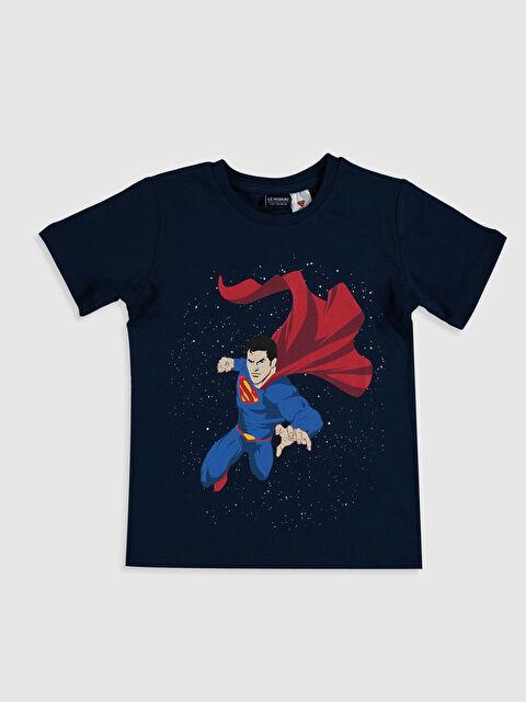 Erkek Çocuk Superman Tişört - LC WAIKIKI