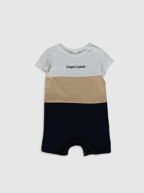 Erkek Bebek Çizgili Tulum - LC WAIKIKI
