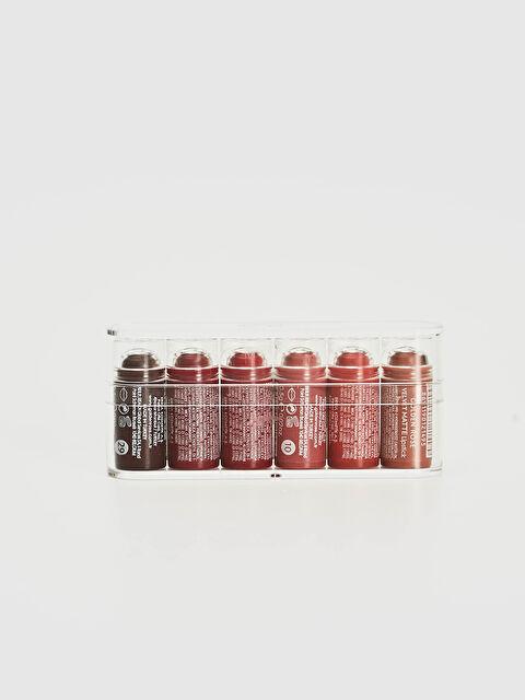 Golden Rose Velvet Lipstick Mini 6' Lı - LC WAIKIKI