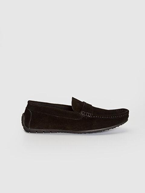 Erkek Hakiki Deri Loafer Ayakkabı - LC WAIKIKI