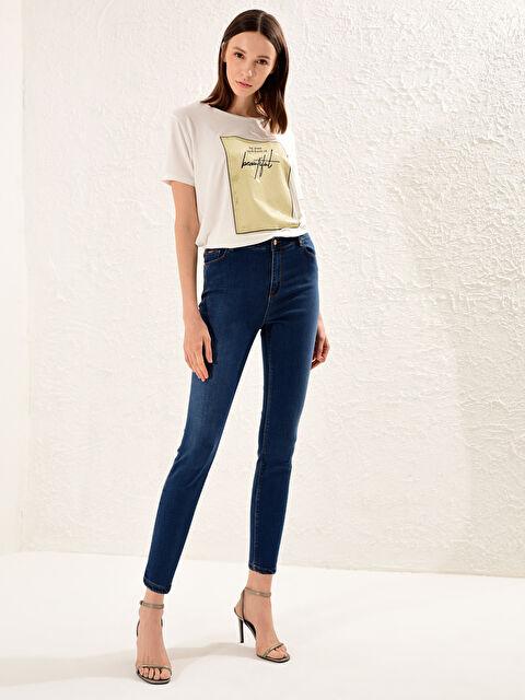Bilek Boy Super Skinny Jean Pantolon - LC WAIKIKI