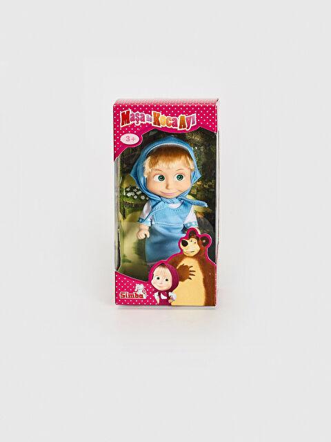 Kız Çocuk Maşa ile Koca Ayı Oyuncak Bebek - LC WAIKIKI