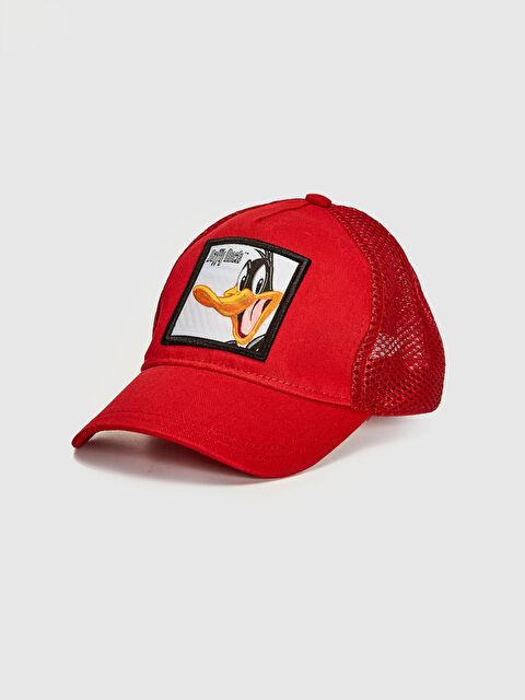 Erkek Çocuk Duffy Duck Lisanslı Şapka - LC WAIKIKI