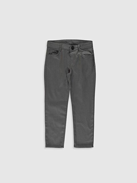 Erkek Çocuk Pamuklu Pantolon - LC WAIKIKI