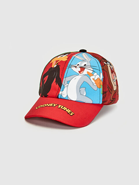 Erkek Çocuk Looney Tunes Baskılı Şapka - LC WAIKIKI