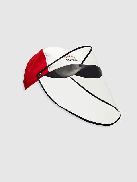 Siperlikli Yüz Koruyucu Şapka - LC WAIKIKI
