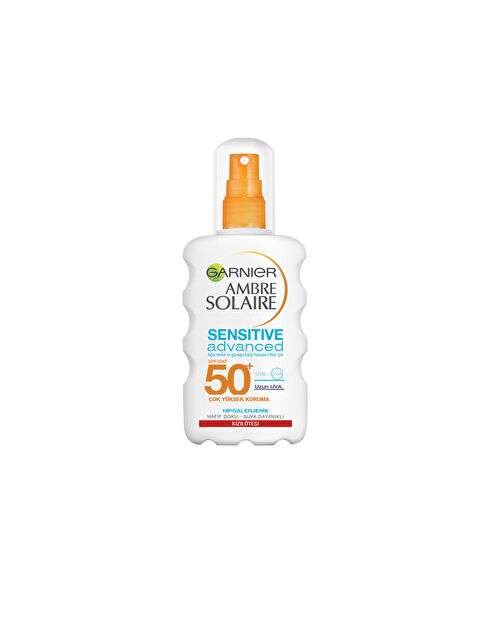 Garnier Ambre Solaire Sensitive Advanced Koruyucu Sprey - Markalar