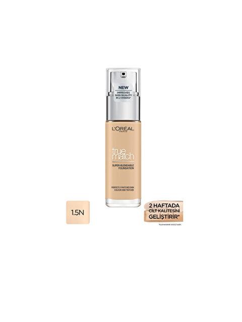 L'Oréal Paris True Match Bakım Yapan Fondöten - Markalar