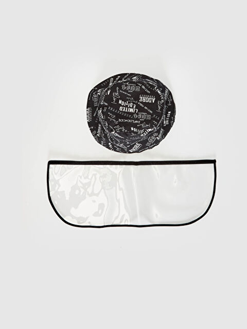 Siperlikli Yüz Koruyucu Gabardin Şapka - LC WAIKIKI
