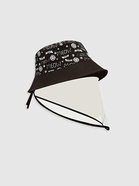 Kız Çocuk Siperlikli Bucket Şapka - LC WAIKIKI