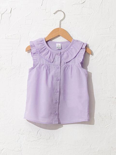Baby Girl Basic Shirt - LC WAIKIKI