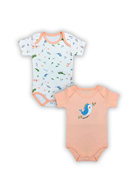 By Leyal For Kids Prematüre Çıtçıtlı Body 2'li - Markalar