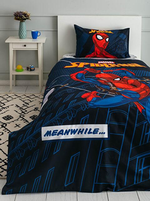 Spiderman Licensed Woven Kids Duvet Cover Set - LCW HOME