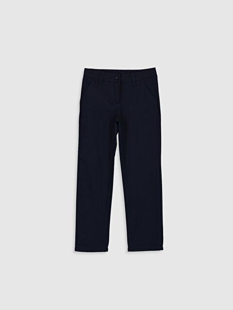 Kız Çocuk Slim Pantolon - LC WAIKIKI
