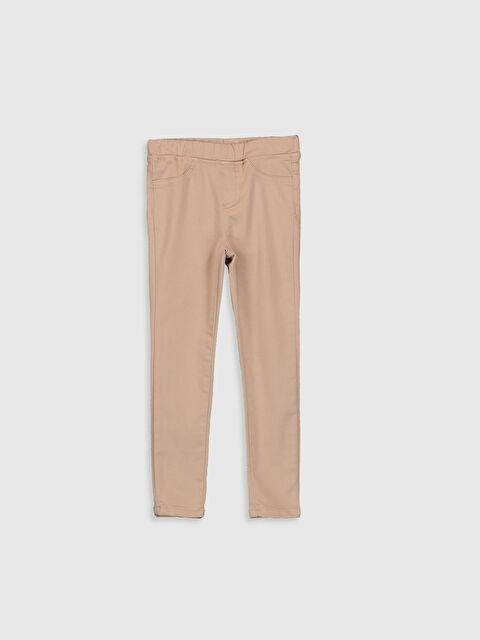 Kız Çocuk Skinny Pantolon - LC WAIKIKI