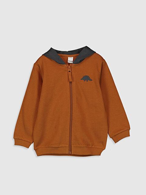 Erkek Bebek Fermuarlı Sweatshirt - LC WAIKIKI