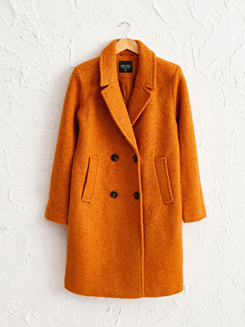 Түймелі пальто - LC WAIKIKI