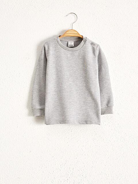 Erkek Bebek Sweatshirt - LC WAIKIKI