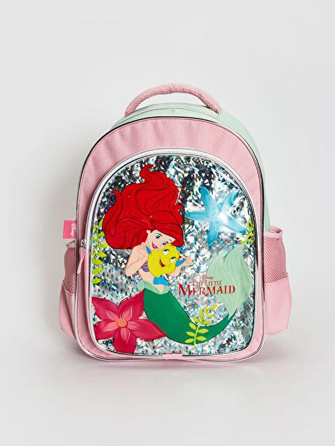 Kız Çocuk Prenses Baskılı Sırt Çantası - LC WAIKIKI