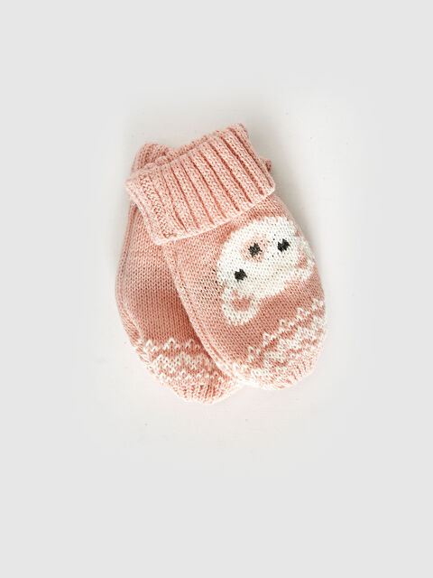 Kız Bebek Triko Eldiven - LC WAIKIKI