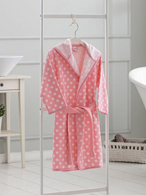 Халат для новорожденных - LC WAIKIKI