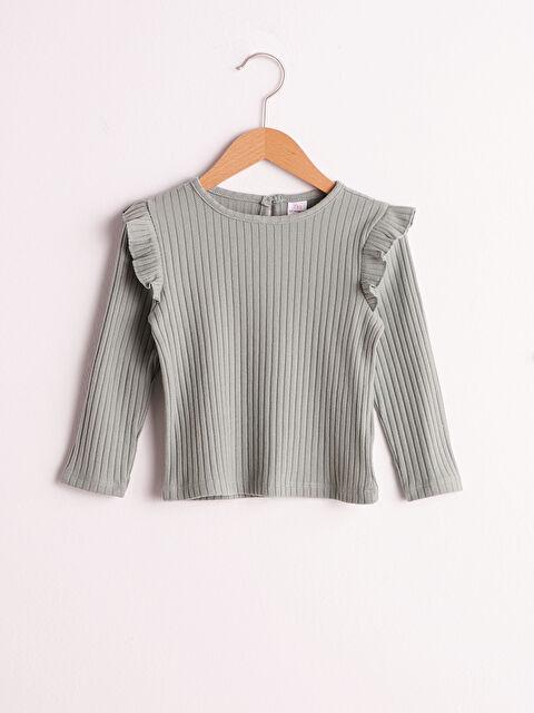 Kız Bebek Basic Tişört - LC WAIKIKI
