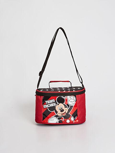 Erkek Çocuk Mickey Mouse Lisanslı Beslenme Çantası - LC WAIKIKI